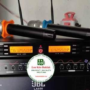 micro khong day shure ut - 8500