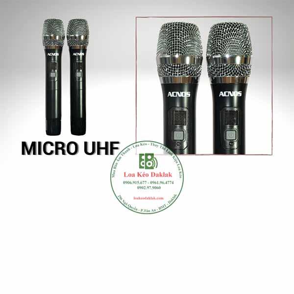 micro loa keo acnos cs390 trang bi bang kim loai