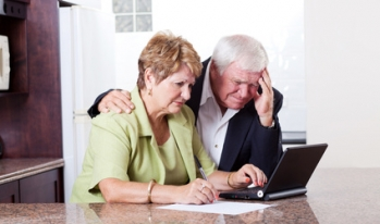 Half of Retirees Struggle with Debt