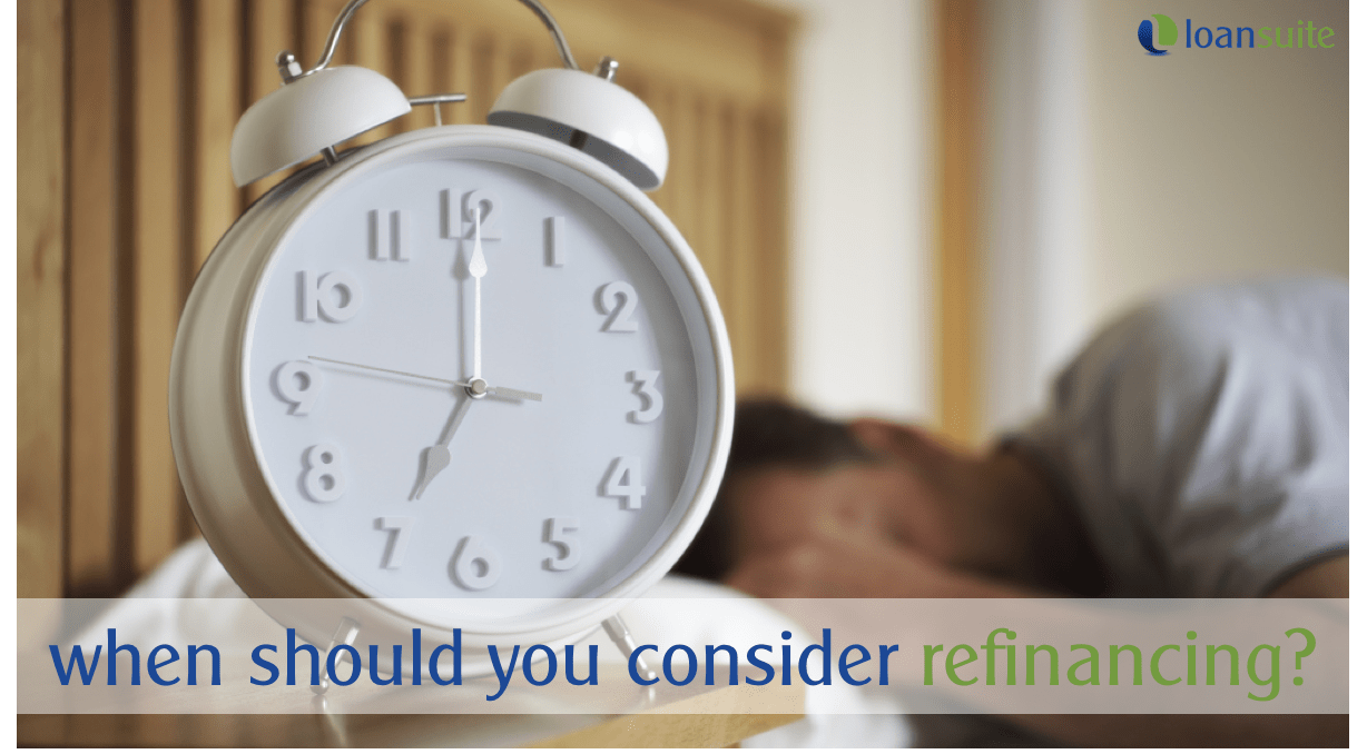 Refinancing - When you should consider it - LoanSuite - Lending & Mortgage Specialists for Australian Expats & Residents