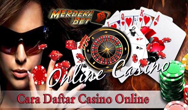 Cara Daftar Casino Online Android
