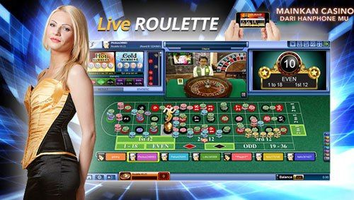 Cara Daftar Live Casino Roulette Online