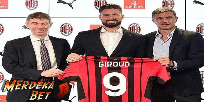 Chelsea Resmi Melepaskan Olivier Giroud Ke Ac Milan