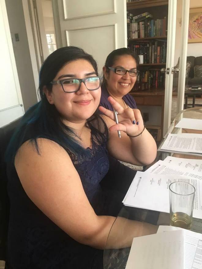 Ganadoras chicas escritoras