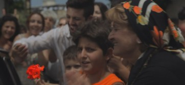 'Beloved Days' recreates the entering of Hollywood megastar Rachel Welch into the Greek village of Karmi