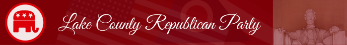 Lake Republican Party logo