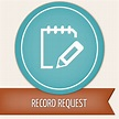 record request image