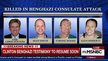Killed in Benghazi