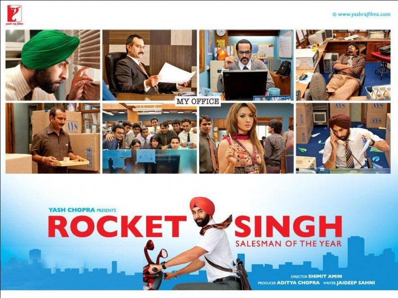 Rocket Singh: Salesman of the Year (2009) (3/4)