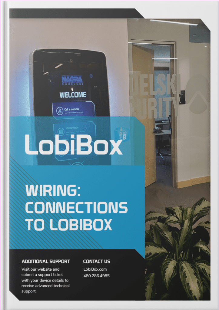Connections to LobiBox Cover