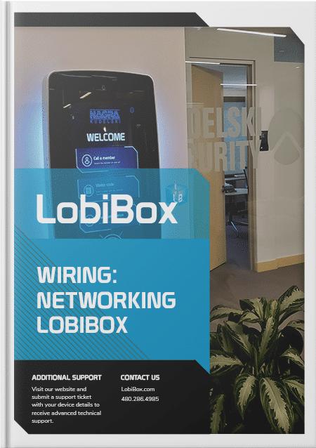 Networking LobiBox Cover