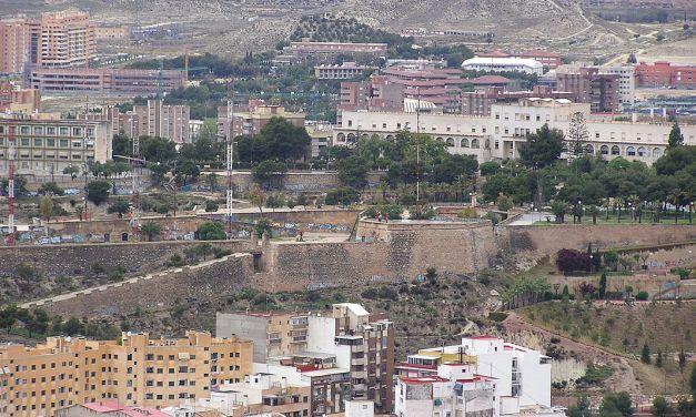 Ayuntamiento de Alicante aprueba aportación municipal para recuperación del Castillo de San Fernando