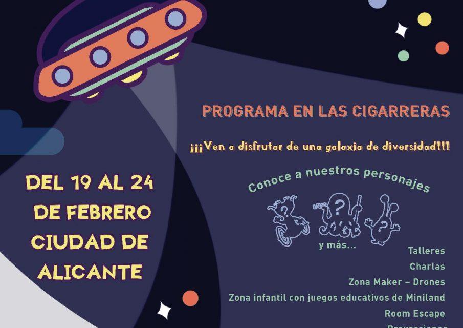 Proyecta Alc premia el conocimiento del lenguaje y la narrativa audiovisual de los niños-as y jóvenes alicantinos
