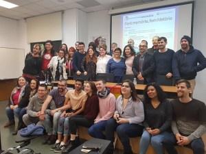 Asistentes Escuela de Formación Lyssa Da Silva