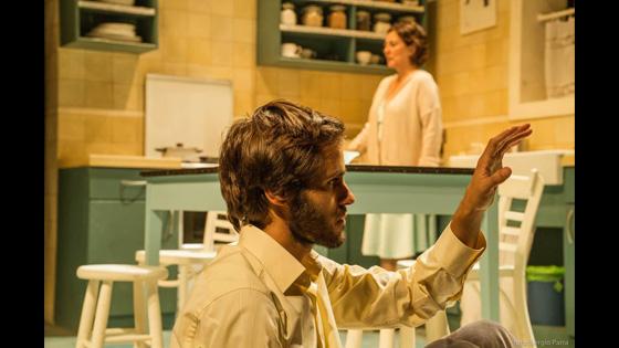 """Amor de madre con """"He nacido para verte sonreír"""", del argentino Santiago Loza en Teatro Chapí de Villena"""