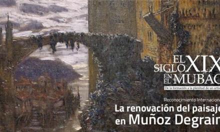 """La exposición """"La renovación del paisaje en Muñoz Degrain"""" hasta el 24 de junio en el MUBAG"""