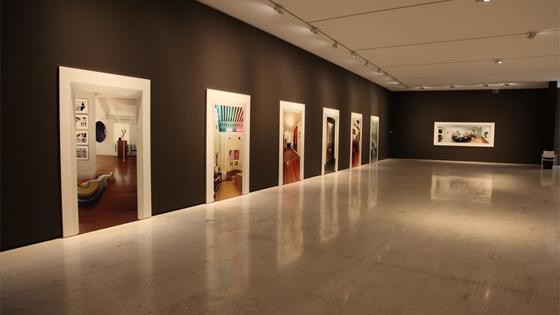 «Habitar el arte» de Montserrat Soto expuesta hasta el 2 de abril en el MACA
