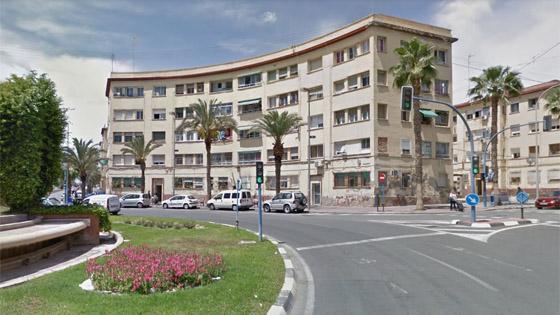 Belmonte Botella Arquitectos gana concurso para rehabilitación de edificios en la Plaza División Azul de Alicante