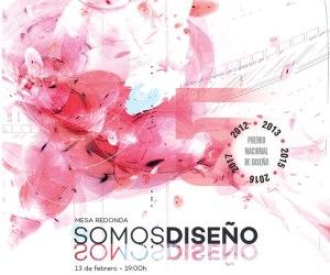 Imagen Mesa Redonda Somos Diseño Semana del Diseño Madrid