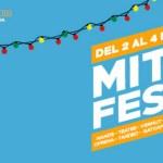 "Monóvar sale a la calle para celebrar la ""Mitja Festa"""