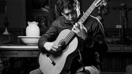 """Abel Velásquez Zavaleta ofrece concierto """"Noches de guitara peruana"""" en la Sede Universitaria Ciudad de Alicante"""