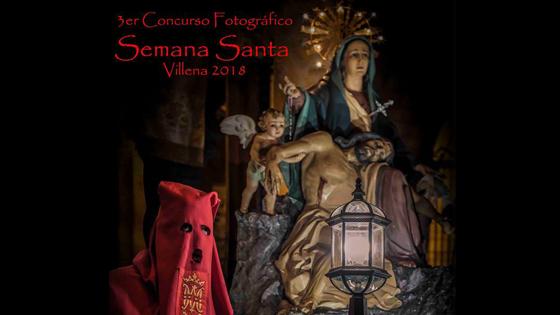 Junta de Cofradías Hermandades Semana Santa Villena convoca 3er Concurso Fotográfico