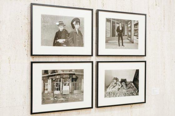 El novio, 1983. Martita y Lisa, 1982. Olvido, 1978. Fin de mañana en el rastro, 1983. Fotografías en gelatinobromuro de plata. Foto: PHOTOALICANTE