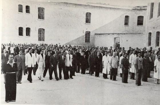 Imagen del Archivo de la Universidad de Alicante sobre la represión franquista