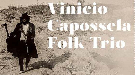 El maestro italiano Vinicio Cappossela visita por primera vez la ciudad de Alicante