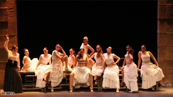 El Ballet Español de Murcia presenta «Carmen» al Auditorio de Torrevieja