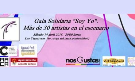 """""""Soy yo, Gala solidaria por la transexualidad"""" ofrecerá un festival lúdico-divulgativo en Las Cigarreras"""