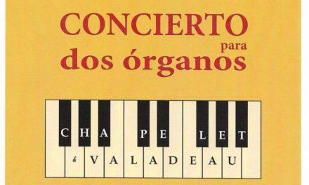 Concierto para dos órganos en la Concatedral de San Nicolás