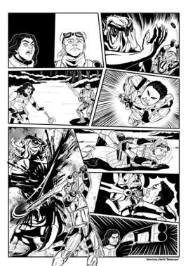 Páginas del #1 de Egorama 3