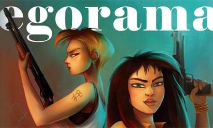 Surge una nueva revista de comics de ciencia ficción, pulp y fantasía: Egorama