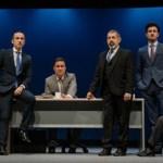 """""""Smoking Room"""", una increíble batalla actoral en el Teatro Chapí de Villena"""