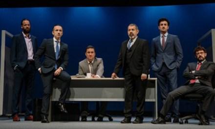 """""""Smoking Room», una increíble batalla actoral en el Teatro Chapí de Villena"""