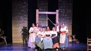 """""""Sanchica y Aldonza, mozas andantes"""" montaje de Yorick Teatre"""