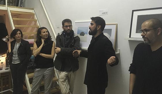Juan F. Navarro: «La fotografía es una manera de contar mentiras»