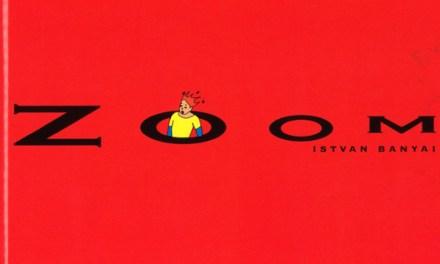 «Zoom» un album sin texto de Istvan Bayai
