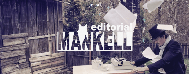 Editorial Mankell Portada