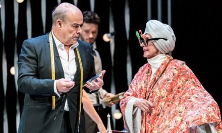 """Concha Velasco y Antonio Resines se presentan en el Auditorio de Torrevieja con """"El Funeral"""""""