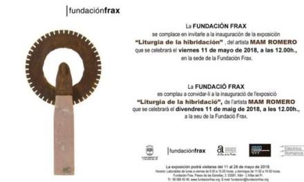 """""""Liturgia de la hibridación"""" reúne esculturas y bocetos de MAM Romero en  la Fundación Frax"""
