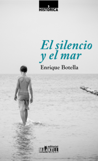 """Portada """"El silencio y el mar"""""""