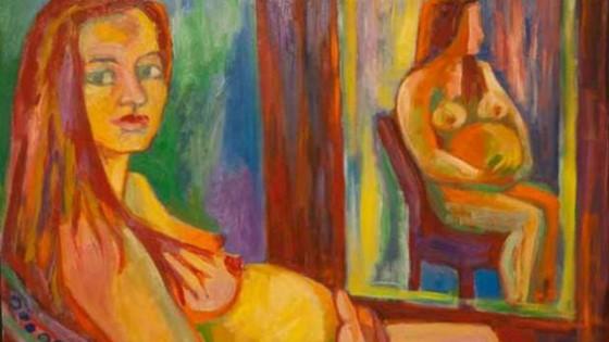 El ciclo 'Descubre una obra de arte' del Juan Gil-Albert se traslada a Villena para analizar la obra del artista Pau Lau
