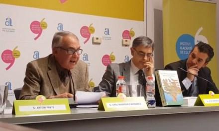 L'alacantí Rodríguez-Bernabeu és la poesia pura en valencià