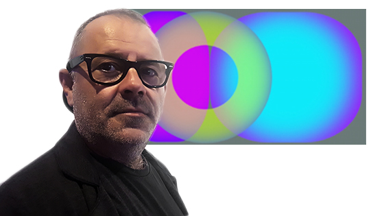 Pictovídeos o la experimentación geométrica de Santi Delgado