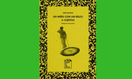 José Luis Rico presenta y recita sus nuevos poemas de «Un niño con un reloj a cuestas»