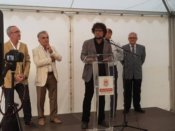 Inauguración Feria Libro 2017. Foto: Juanjo Cervetto
