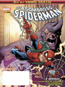 Marvel El Asombroso Spiderman