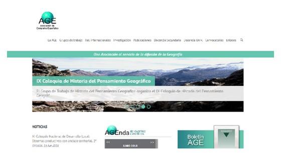 La Seu de Cocentaina de Universitat d'Alacant acull el IX Col·loqui d'Història del Pensament Geogràfic